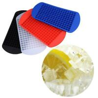 160 Grids DIY Creative Small Ice Cube Mold Square Shape Silicone Ice Tray