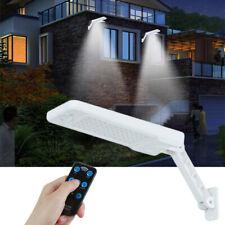 60 LED Solar Power Motion Sensor Garden Street Lamp Outdoor Waterproof Light US