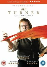 MR TURNER MIKE LEIGH TIMOTHY SPALL DOROTHY ATKINSON E1 UK 2014 REGION 2 DVD NEW