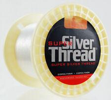 Super Silver Thread Bulk Copolymer Line 3000Yd Zsst803000 Clear 8Lb Au7205