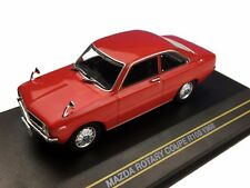 [First43 1/43]  Mazda Rotary Coupe R100 1968 Red F43-097