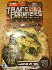 Transformers Revenge of the Fallen Autobot Ratchet Toy Collectible Movie Hummer