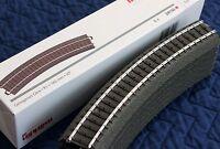 Märklin C Track 24130 R1 Curves New Full Box of Six, w Fast Low Cost US Shipping