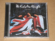 THE WHO - THE KIDS ARE ALRIGHT - CD SIGILLATO (SEALED)