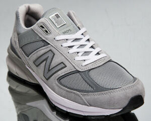 New Balance 990 Made In USA Men's Grey Castlerock Casual Lifestyle Sneakers Shoe