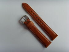 Fossile Original Spare Leather Wrist Band CH3014 Watch Strap Brown 16 mm