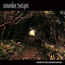 Remember Twilight - Reise in die Ungewissheit (CD-EP)