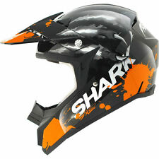 Shark Off Road Fully Removable Interior Motorcycle Helmets