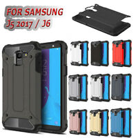 For Samsung Galaxy J5 2017 / J6 Phone Case, Heavy Duty Shock Proof Armour Cover