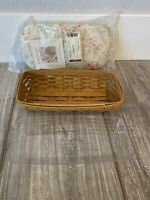 Longaberger 2003 Mother's Day Special Things Basket Combo NWOB Vintage BlossomAC