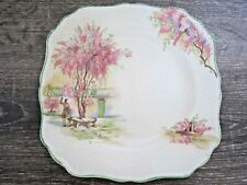 """Vintage J & G Meakin """"Lilac Time"""" Luncheon Side Plate"""