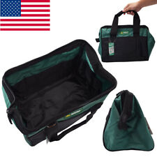 Carry Case Tool Bag with Water Proof Molded Base Durable Small Parts Storage