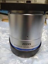 Zeiss PlanApo Stereo Lumar ApoLumar S 1.2x Objective, FWD 47mm, 435227, New