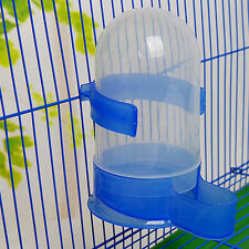 New 500ML Automatic Pet Bird Bowl Feeder Water Drinking Food Dispenser Feeder