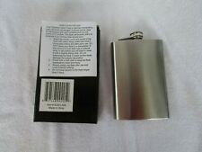 """8oz Flask~ Stainless Steel   """"Stash Your Liquids""""~~NEW!!"""