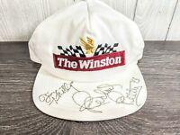 Vintage Winston Signed Richard Petty Hat #43