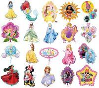 Disney Princess SuperShape Balloons Mylar Foil Balloon Birthday Party Decoration