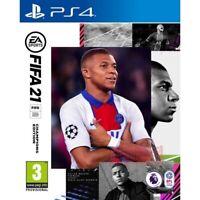 FIFA 21 CHAMPIONS EDITION  PLAYSTATION 4 / PLAYSTATION 5 PREORDER