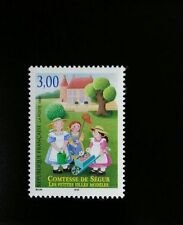 1999 France Countess of Segur, Children's Storyteller Scott 2729 Mint F/VF NH