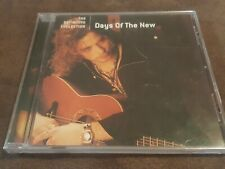DAYS OF THE NEW The Definitive Collection CD 2008 New Geffen Records Sealed New