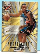 1996-97 Skybox Zforce Zpeat Zebut John Wallace Knicks