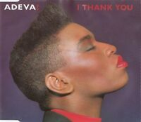 Adeva Maxi CD I Thank You - Europe (M/M)