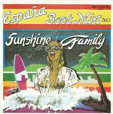Espana Boot Mix Vol. 1 - Sunshine Family (Vinyl-Single 1987) !!!