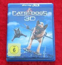 Cats & Dogs Die Rache der Kitty Kahlohr 3D, Blu-Ray, wie Neu