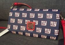 Dooney & Bourke New York Giants Daphne Crossbody Purse Authentic New With Tags