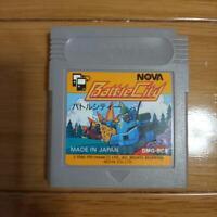 Battle City Nintendo Game Boy GB Nova Cartridge Only Used Japan Rare 1991F/S
