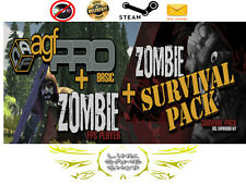 Axis Game Factory's + Zombie FPS + Zombie Survival Pack DLC PC Digital STEAM KEY