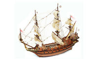 Occre Apostol San Felipe Spanish Galleon 1:60 Scale Wood Model Ship Kit
