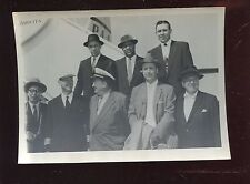 "1950's Brooklyn Dodgers Tour of Japan 5"" X 7 1/2"" Rickey Campanella Photo"