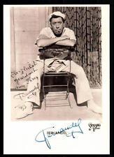 Fernandel  Autogrammkarte bekannt aus Don Camillo Filmen