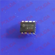 20PCS Operational Amplifiers IC TI DIP-8 LM358P LM358PE4 LM358PE3 LM358
