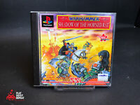 Warhammer Shadow Of The Horned Rat PS1 Sony Playstation  UK PAL Complete