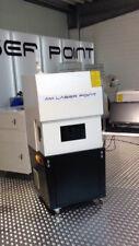 Markier-Gravur Laser Faser/Fiberlaser Firefly 30W• Box Autom.• Laptop• LK 1
