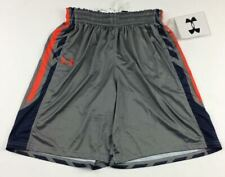 New Under Armour Armourfuse Short Basketball Training Women's S Grey UJSELW $80