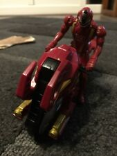 Ciclo de Power Rangers Rpm & figura mamut Ranger