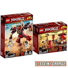 LEGO® Ninjago 2 Sets 70665 + 70680 NEU & OVP