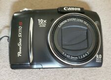 Canon PowerShot SX110 IS 9.0MP 10X Zoom Digital Camera.