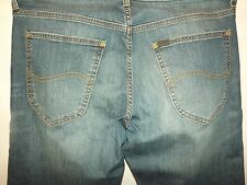 "Lee Jeans Slim straight fit jeans W33 L34 """" (ORIGINALE) 819"