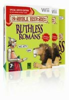 Nintendo Wii - Horrible Histories: Ruthless Romans nur CD