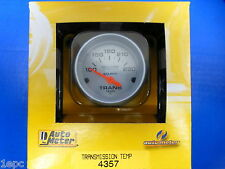 Auto Meter 4357 Ultra Lite Pro Comp Electric Transmission Temp Gauge 100-250 F