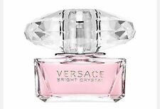 VERSACE Bright Crystal Eau de Toilette EDT Perfume Womans SeXy Scent NEW in BOX