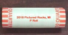 2018 PICTURED ROCKS NATIONAL LAKESHORE, MI  P MINT ROLL - H/T ** IN STOCK**