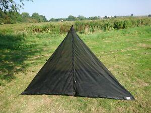 Polish lavvu military tent inner mesh tent moskito midges net