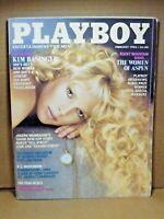 Playboy February 1983 - Kim Basinger/ Women of Aspen