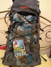70L Military Rucksack Tactical Backpack Camouflage Travel Camping Hiking Bag NEW