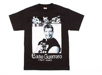 New RIP Eddie Guerrero Black Wresting T Shirt Size S Small